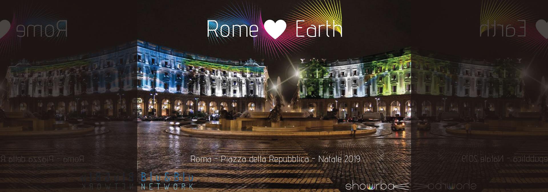 ROME ♥ EARTH